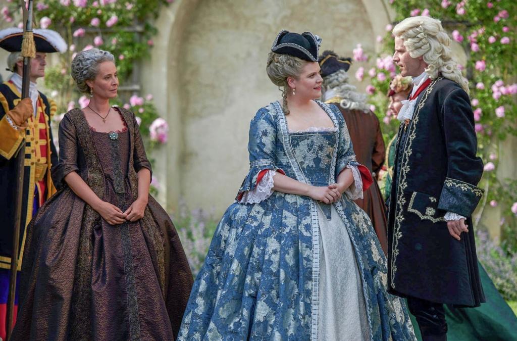 La minie série (4 épisodes), Marie-Thérèse d'Autriche  31351910
