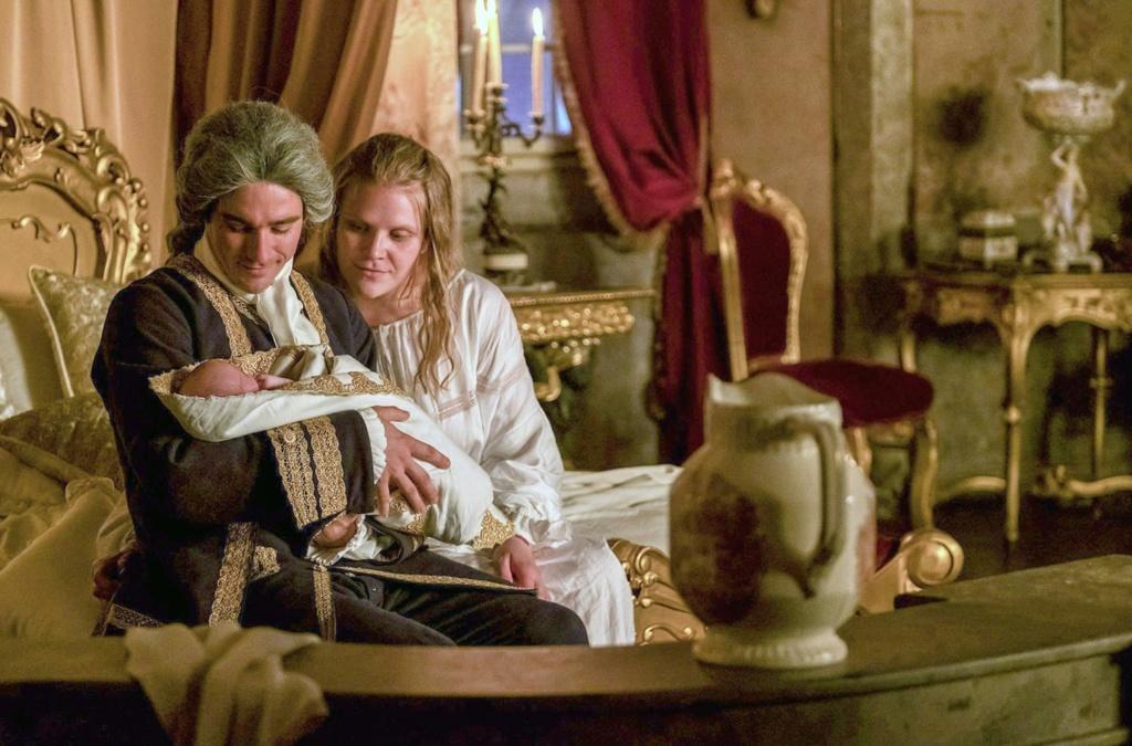 La minie série (4 épisodes), Marie-Thérèse d'Autriche  31351912