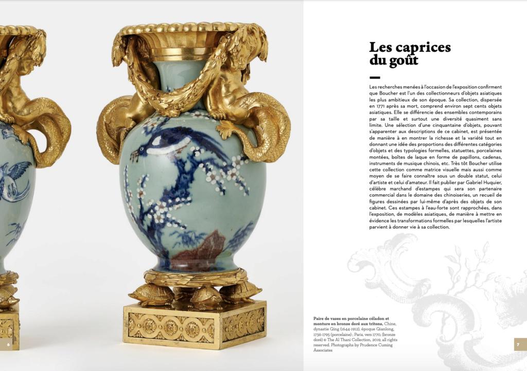 Exposition : Une des provinces du Rococo, la Chine rêvée de François Boucher (MBAA de Besançon) 320