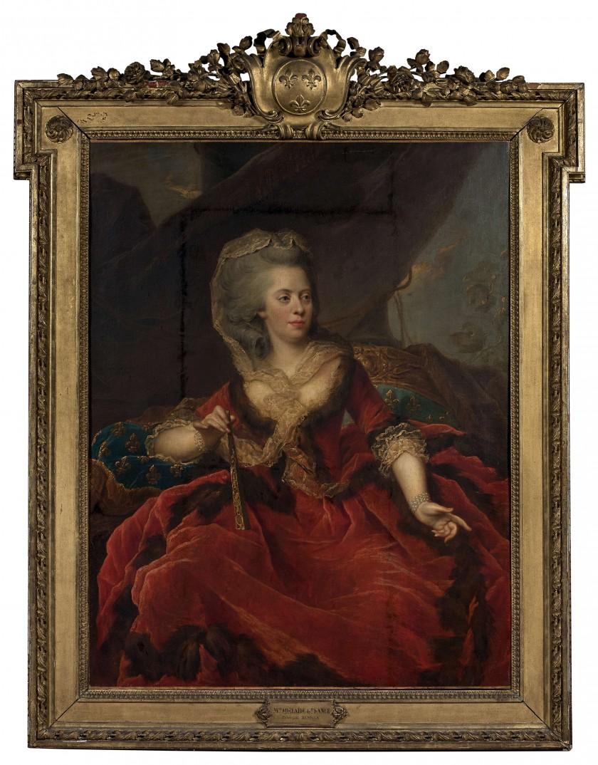 Marie-Adélaïde de France, dite Madame Adélaïde - Page 2 3254_110