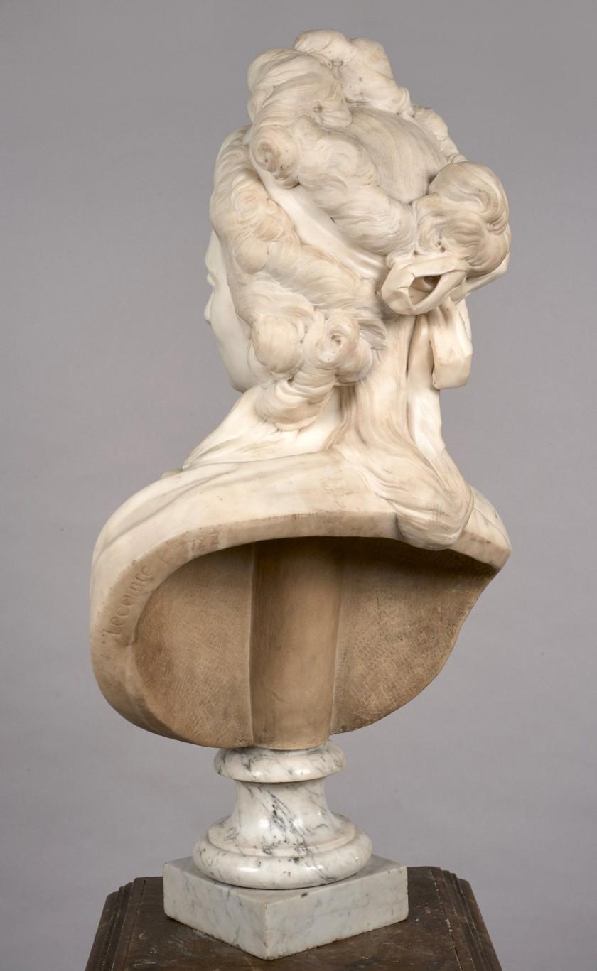 Sculpture : Les bustes de la princesse de Lamballe (présumée) 3290_111