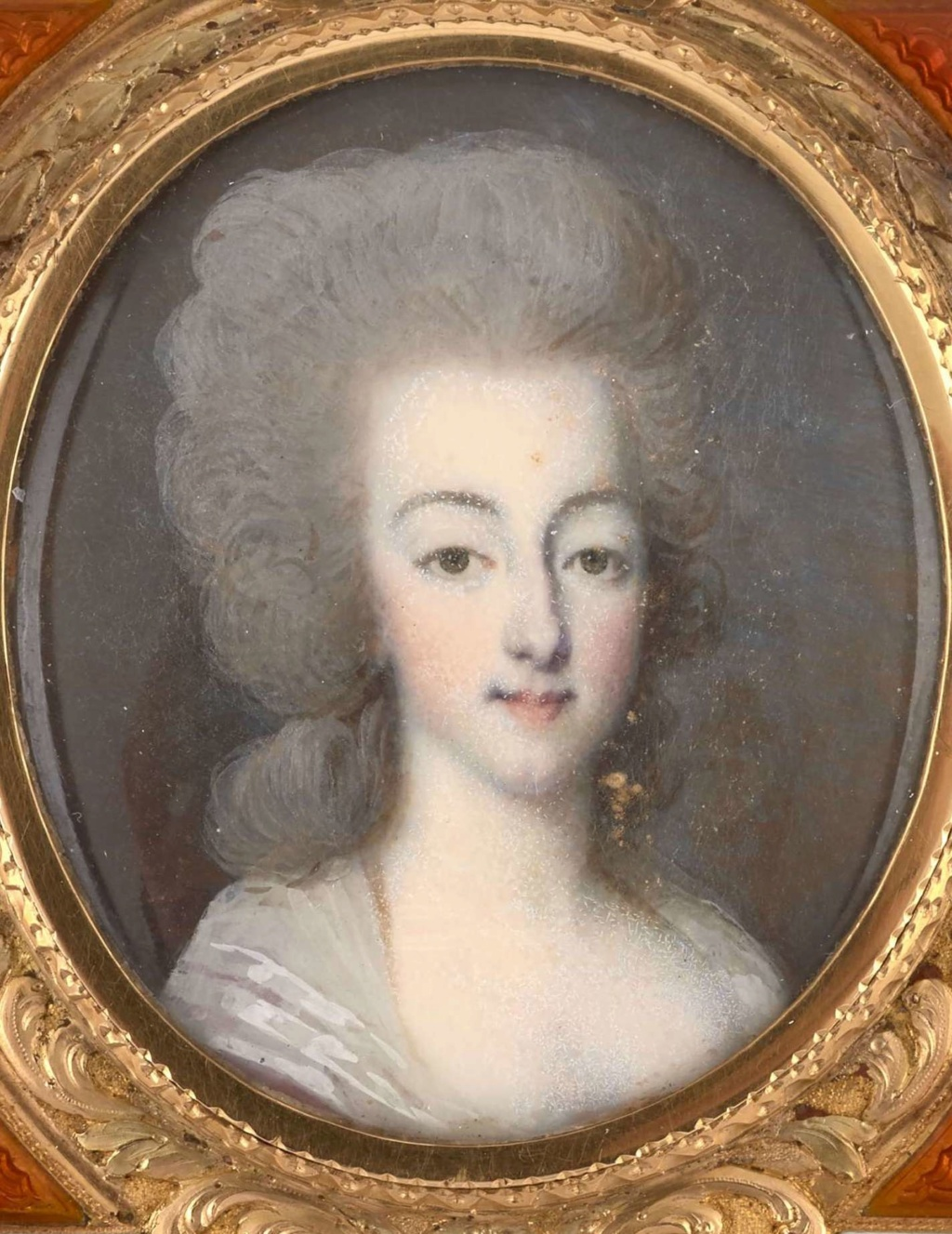 Portraits de Marie-Antoinette sur les boites et tabatières - Page 2 4013_117