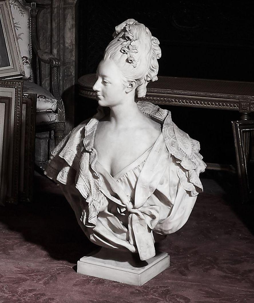 Bustes de Marie-Antoinette non attribués 4039_111