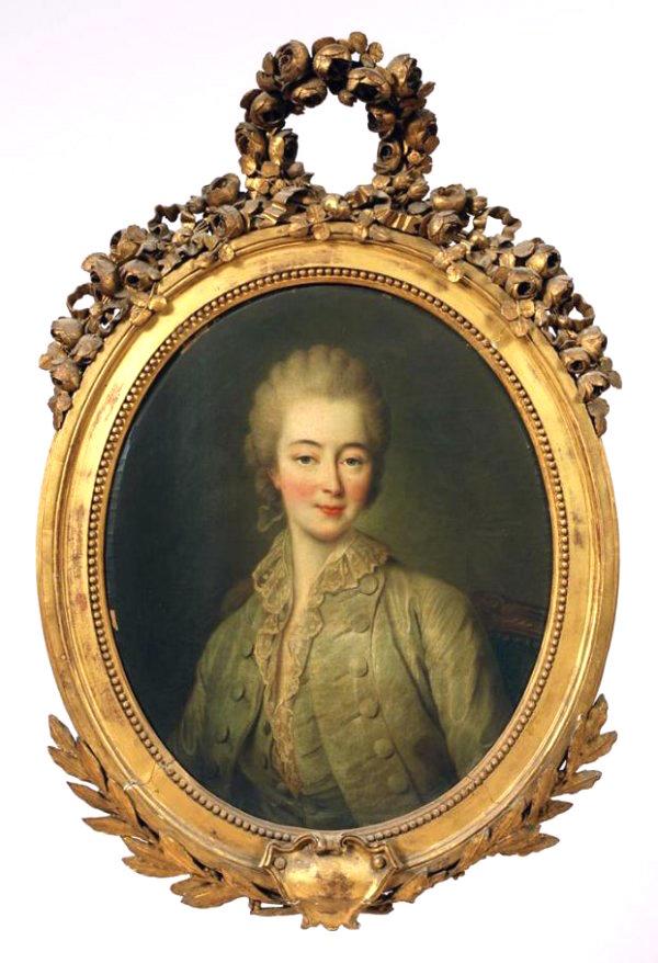 Portraits de Madame du Barry par François-Hubert Drouais - Page 3 40915710