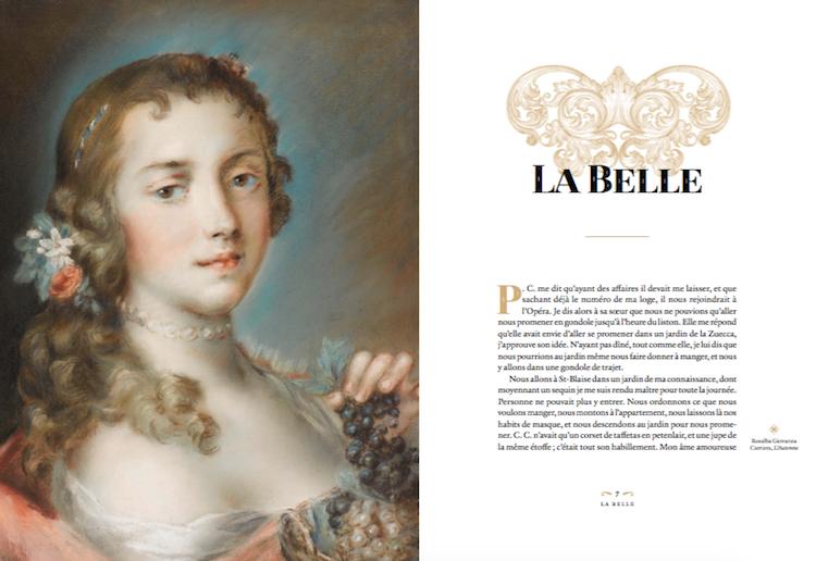 Casanova. Anthologie réunie et présentée par Michel Delon 410