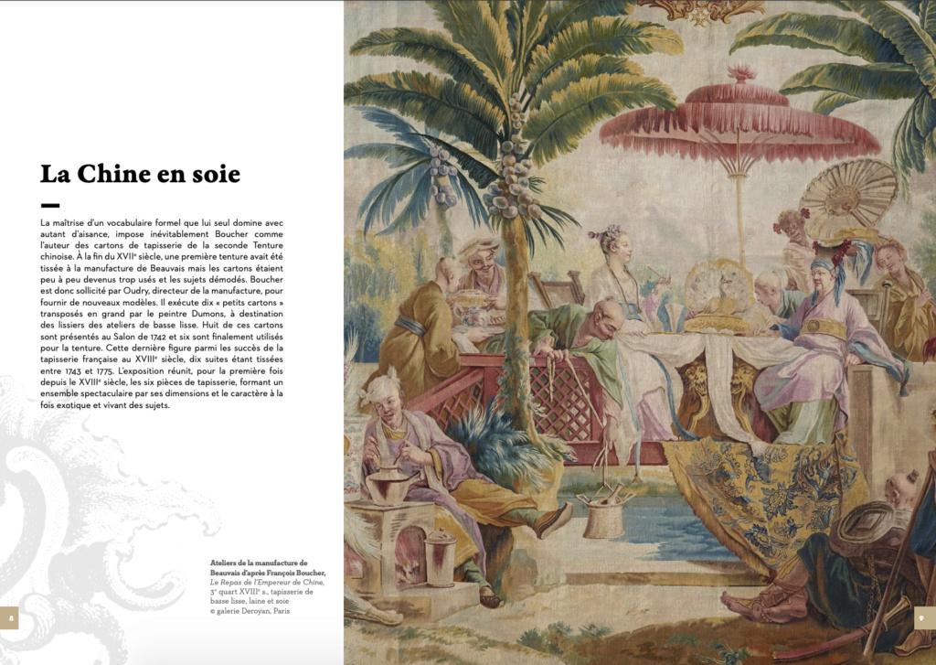 Exposition : Une des provinces du Rococo, la Chine rêvée de François Boucher (MBAA de Besançon) 417