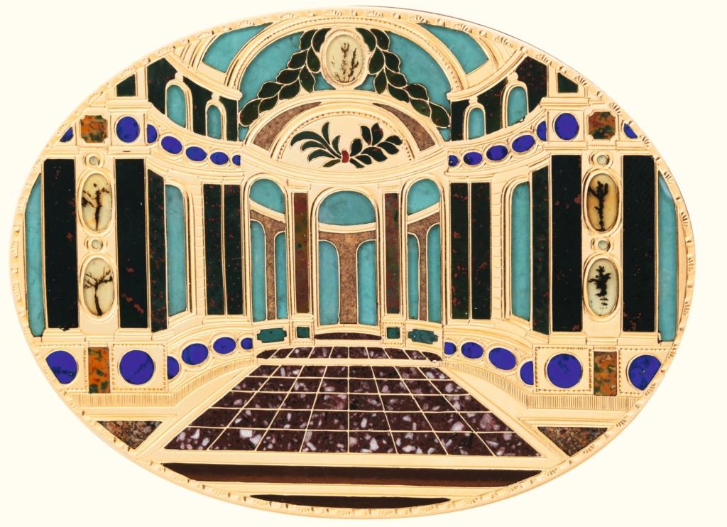 Neuber, orfèvre de la Cour de Saxe 439pf110