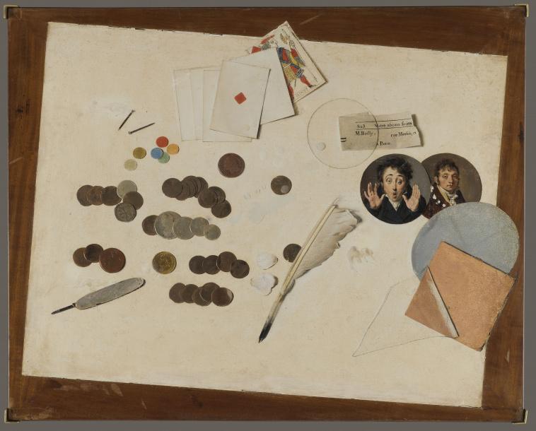 Louis-Léopold Boilly : peintre de la société parisienne de Louis XVI à Louis-Philippe 47353210