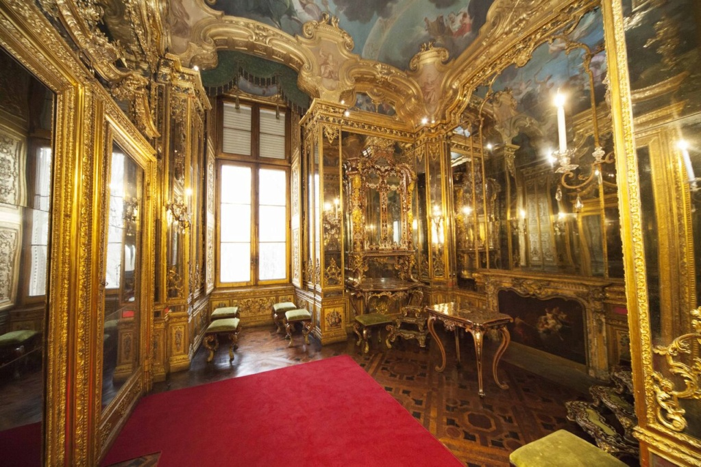 Le Palais royal de Turin (Palazzo Reale di Torino) 4a10