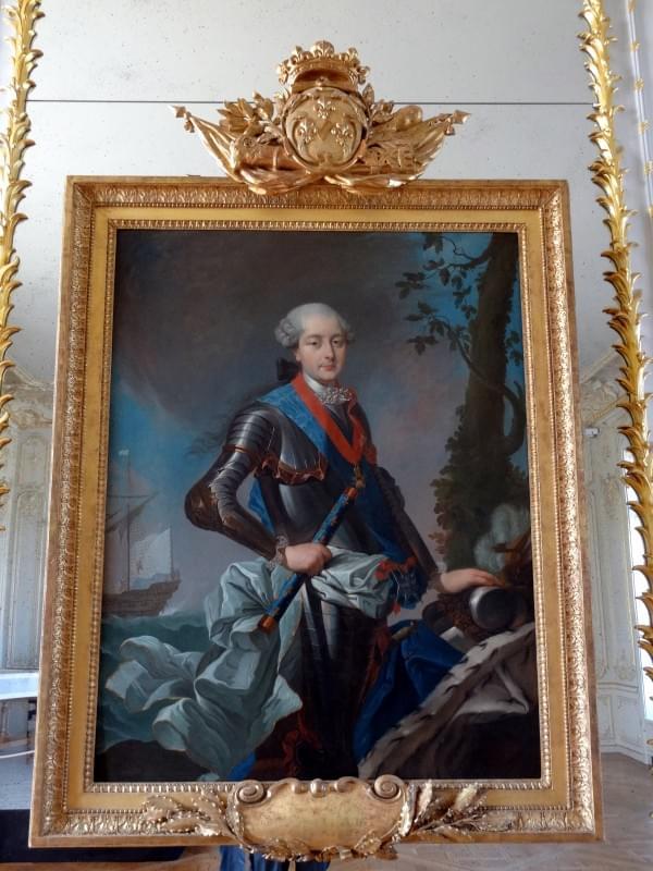 Louis-Jean-Marie de Bourbon, duc de Penthièvre, beau-père de la princesse de Lamballe - Page 3 4bd78910