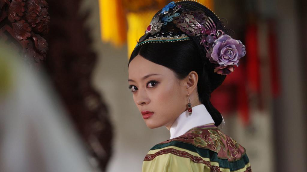 Série : The Legend of Zhen Huan (Empresses in the Palace), les atours de l'aristocratie chinoise au XVIIIe siècle 4d9ead10