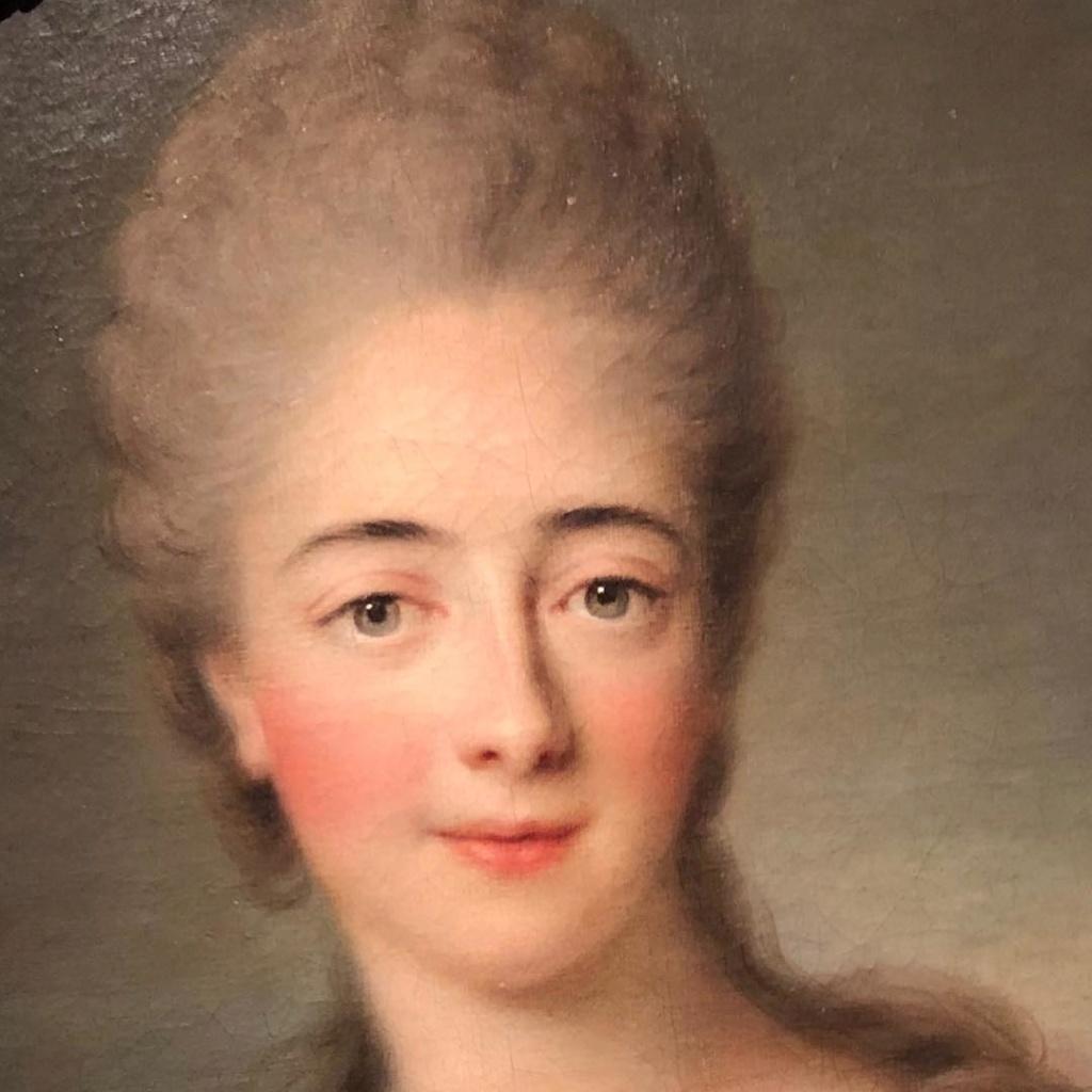 Portraits de Madame du Barry par François-Hubert Drouais - Page 4 50654710