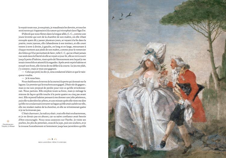 Casanova. Anthologie réunie et présentée par Michel Delon 511