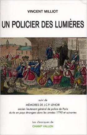 Exposition : «La police des Lumières» - Archives Nationales (Paris) 51vyd510
