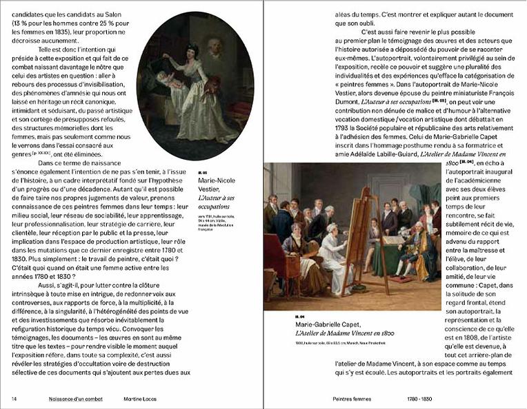 Exposition : Peintres femmes 1780-1830, naissance d'un combat. Au musée du Luxembourg Paris 52921_10