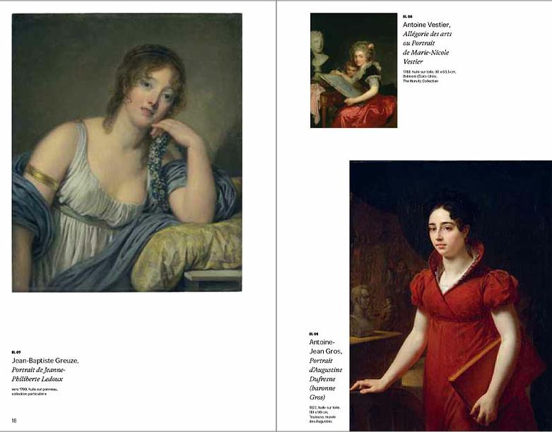 Exposition : Peintres femmes 1780-1830, naissance d'un combat. Au musée du Luxembourg Paris 52922_10