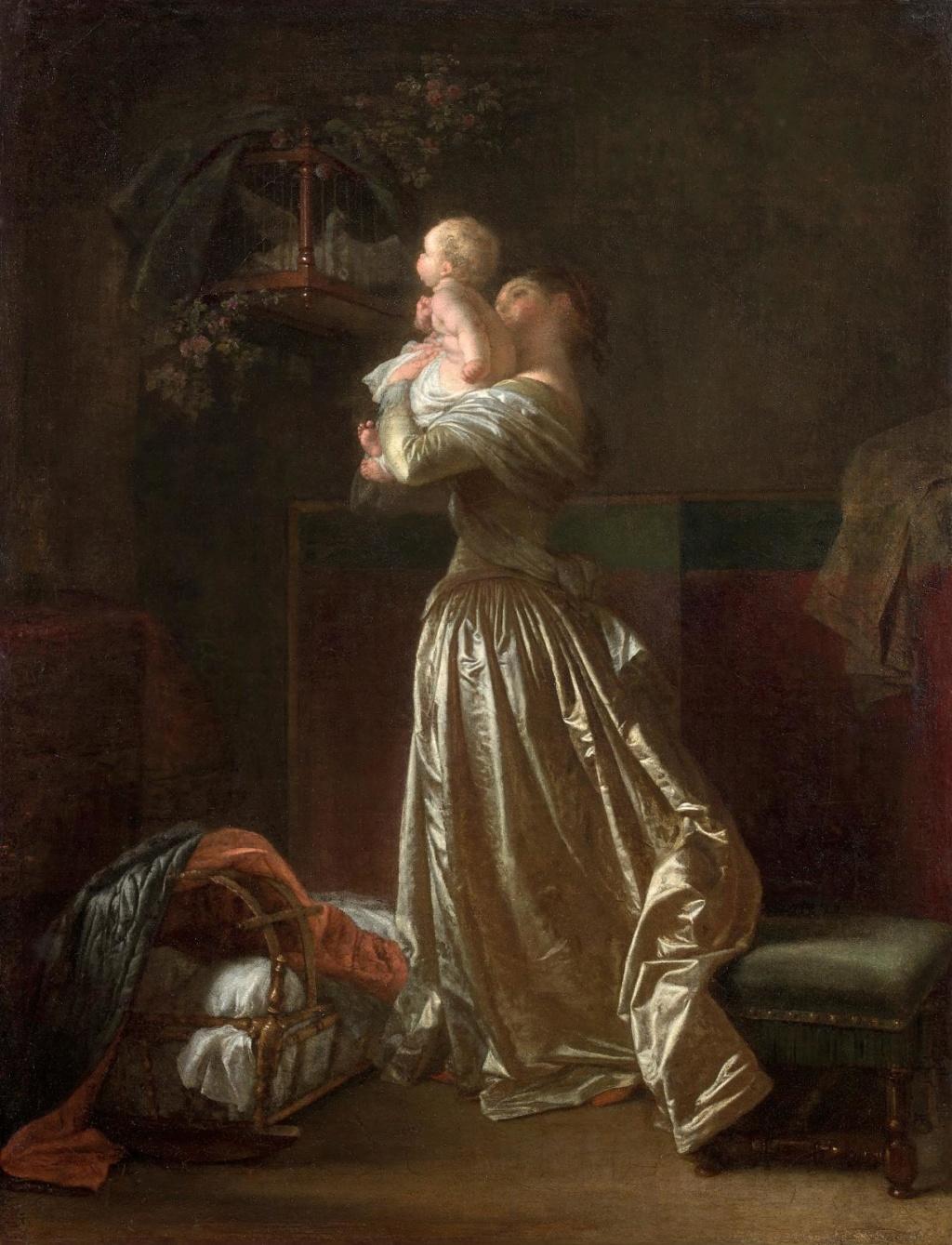 Gérard - L'artiste peintre Marguerite Gérard 531110