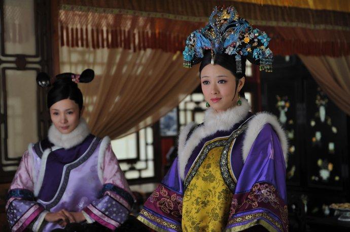 Série : The Legend of Zhen Huan (Empresses in the Palace), les atours de l'aristocratie chinoise au XVIIIe siècle 5363a510