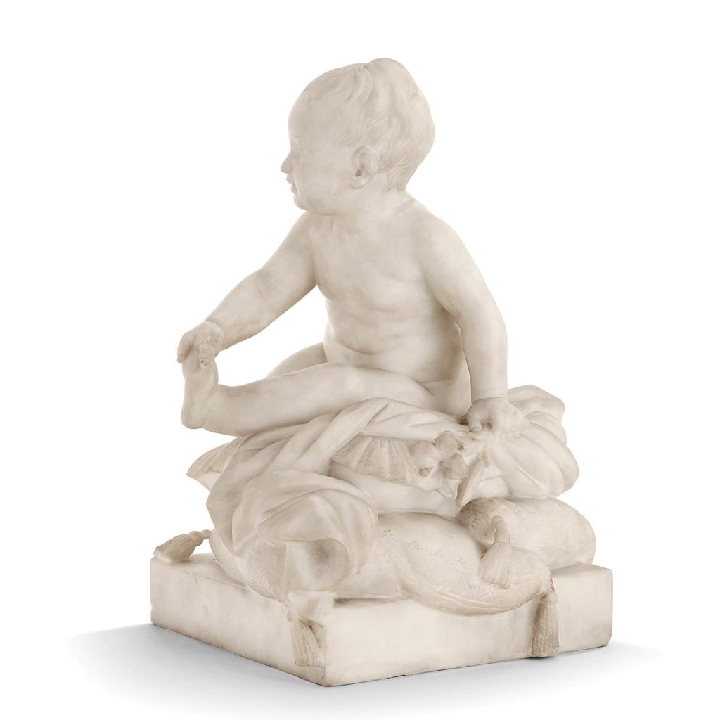 Portraits en buste et sculptures de Madame Royale 53833714