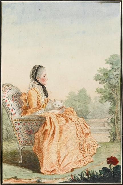 Marie de Vichy-Chamrond (ou Champrond), marquise du Deffand - Page 3 54101710