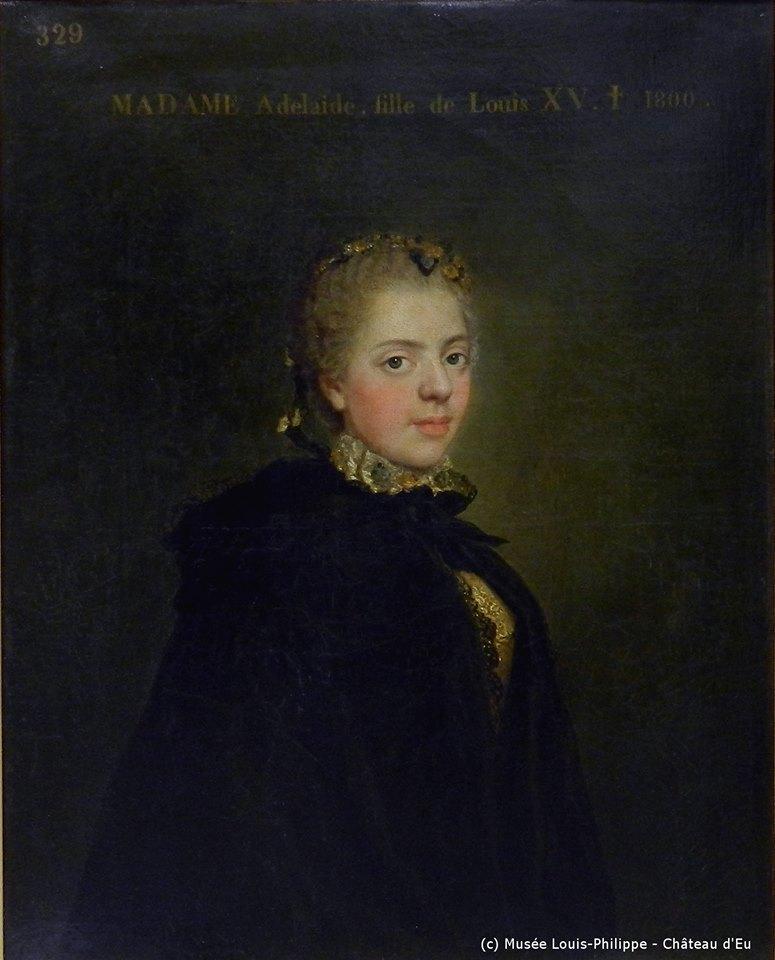 Exposition : L'élégance au féminin - Portraits de femmes du 18e siècle dans les collections du Musée Louis-Philippe. 55465010