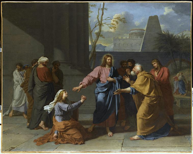 Les Drouais, artistes peintres de père en fils : Jean, Hubert, François-Hubert et Jean-Germain Drouais 55601710