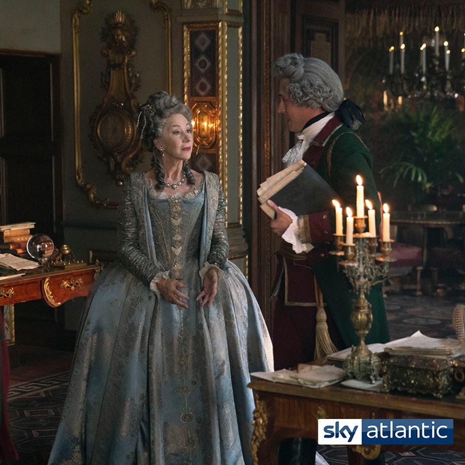 Série (HBO) : Catherine The Great, avec Helen Mirren 56706210