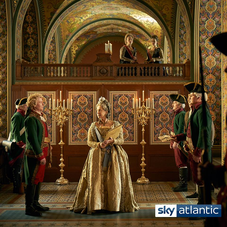 Série (HBO) : Catherine The Great, avec Helen Mirren 56815910