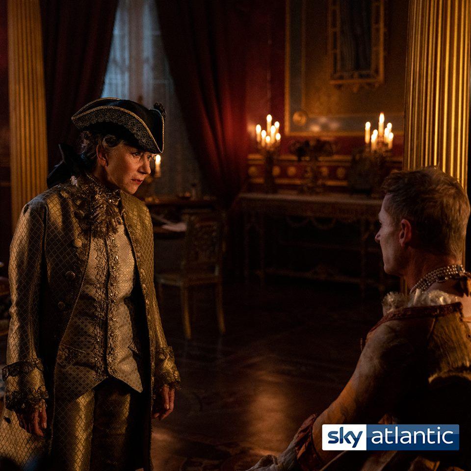 Série (HBO) : Catherine The Great, avec Helen Mirren 56890410