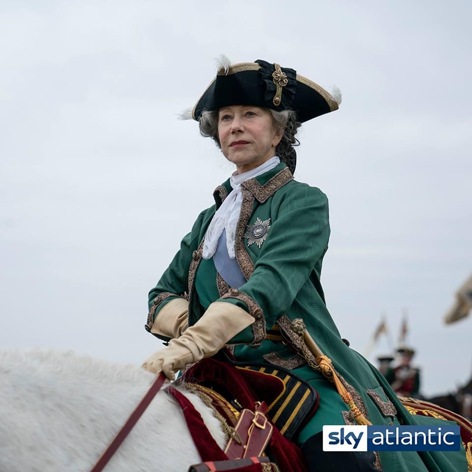 Série (HBO) : Catherine The Great, avec Helen Mirren 57009010