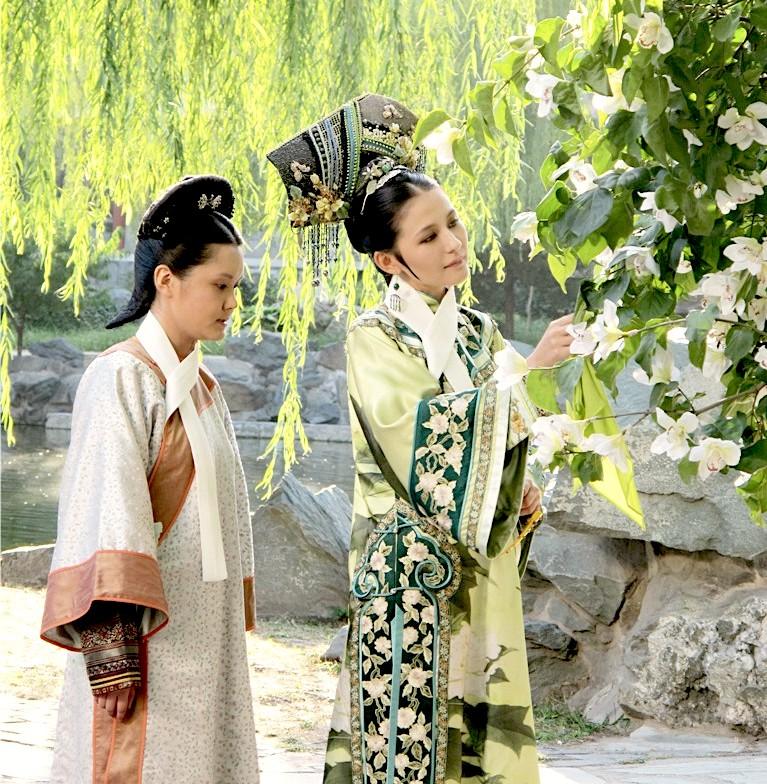 Série : The Legend of Zhen Huan (Empresses in the Palace), les atours de l'aristocratie chinoise au XVIIIe siècle 57397510