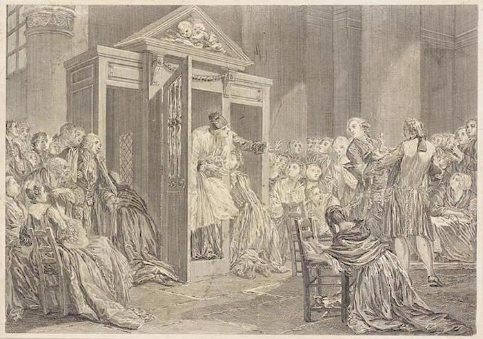 Pierre-Antoine Baudouin, dessinateur du libertinage au XVIIIe siècle 58578610