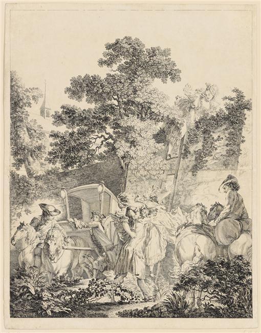 Pierre-Antoine Baudouin, dessinateur du libertinage au XVIIIe siècle 58582010