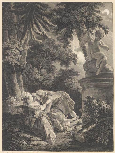 Pierre-Antoine Baudouin, dessinateur du libertinage au XVIIIe siècle 58592110