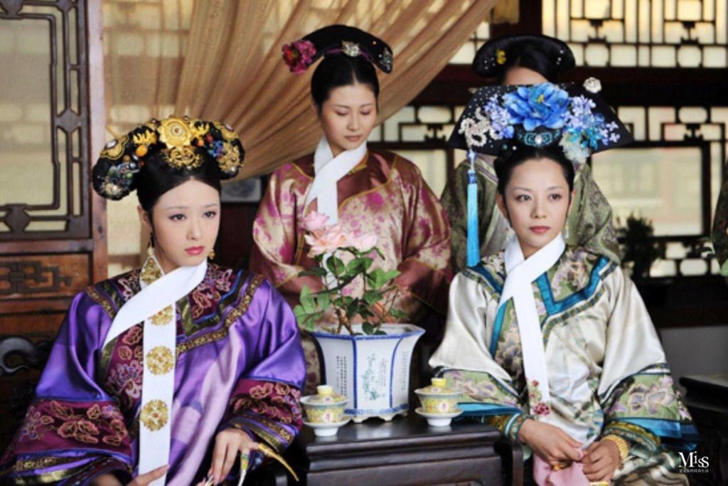 Série : The Legend of Zhen Huan (Empresses in the Palace), les atours de l'aristocratie chinoise au XVIIIe siècle 59c27010