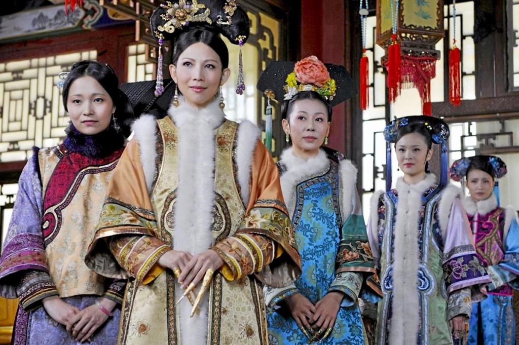 Série : The Legend of Zhen Huan (Empresses in the Palace), les atours de l'aristocratie chinoise au XVIIIe siècle 5b75ef11