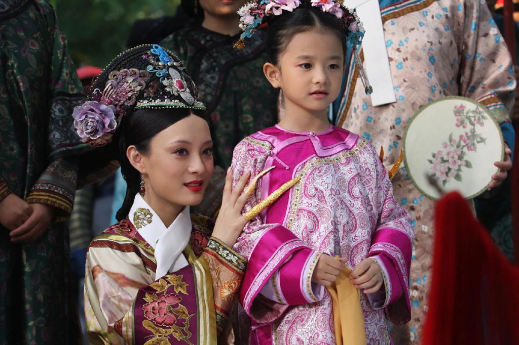 Série : The Legend of Zhen Huan (Empresses in the Palace), les atours de l'aristocratie chinoise au XVIIIe siècle 5dbcae10