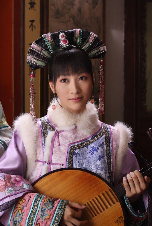 Série : The Legend of Zhen Huan (Empresses in the Palace), les atours de l'aristocratie chinoise au XVIIIe siècle 60f54e10