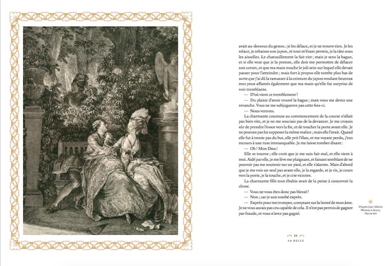 Casanova. Anthologie réunie et présentée par Michel Delon 611