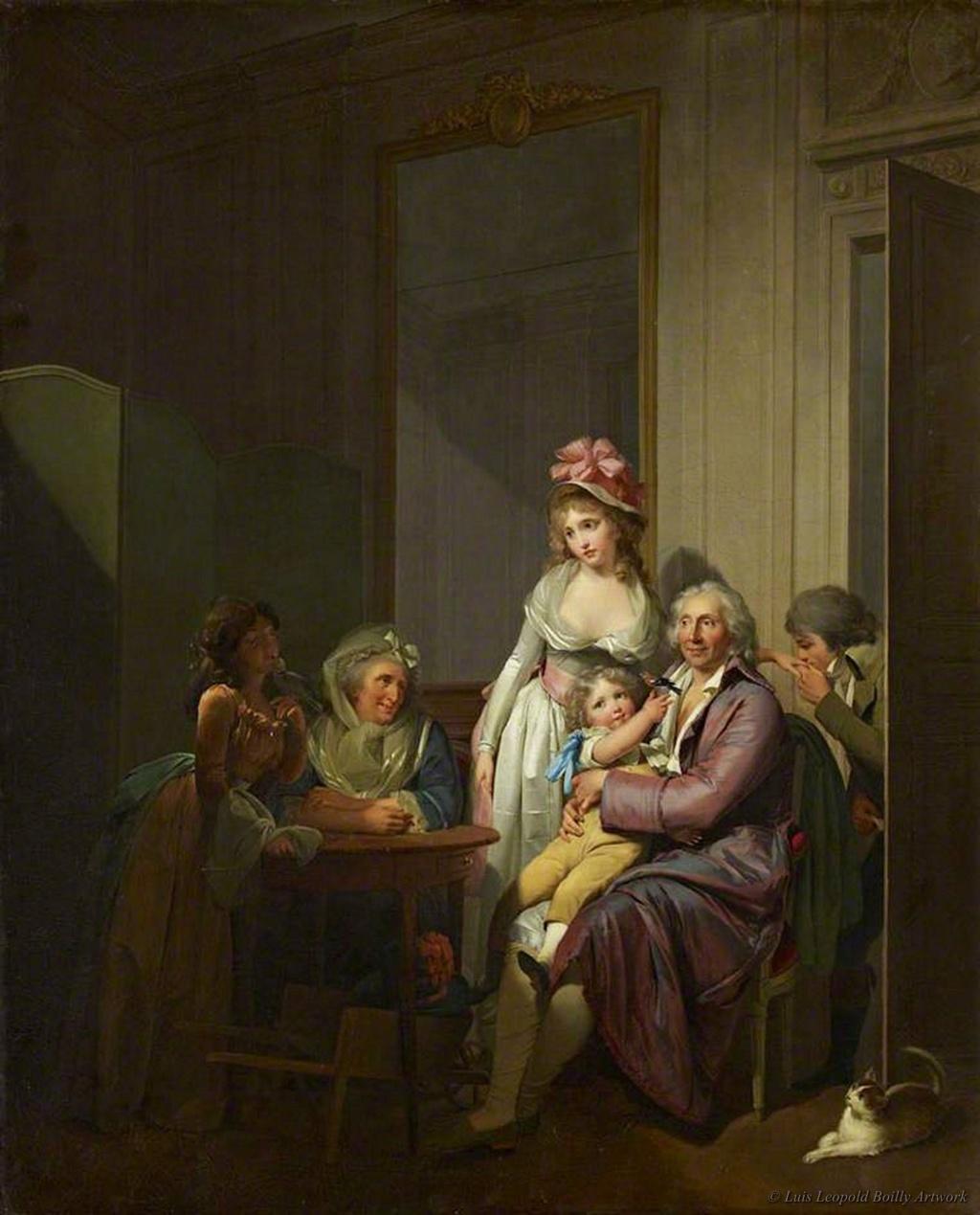 Louis-Léopold Boilly : peintre de la société parisienne de Louis XVI à Louis-Philippe 65d7fc10