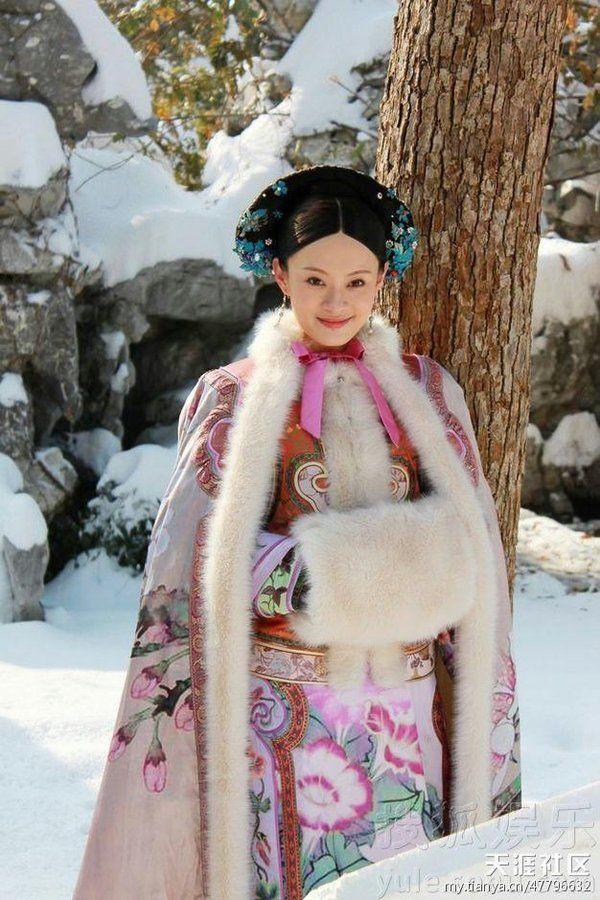 Série : The Legend of Zhen Huan (Empresses in the Palace), les atours de l'aristocratie chinoise au XVIIIe siècle 667d6310