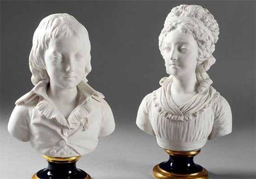 Portraits en buste et sculptures de Madame Royale 67af8b10