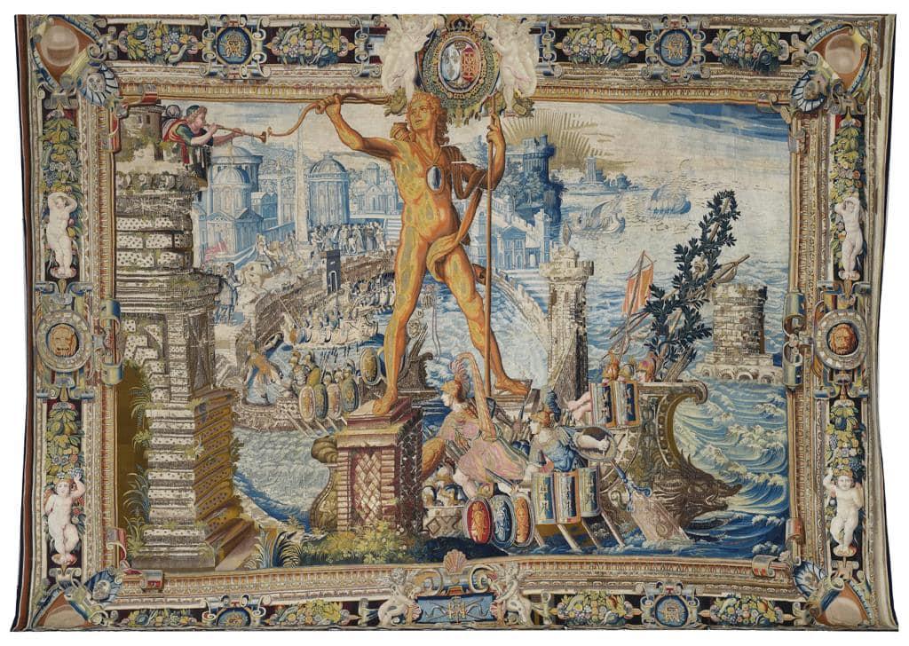 Exposition : Créer pour Louis XIV, les manufactures de la Couronne sous Colbert et Le Brun - Galerie des Gobelins 69870710
