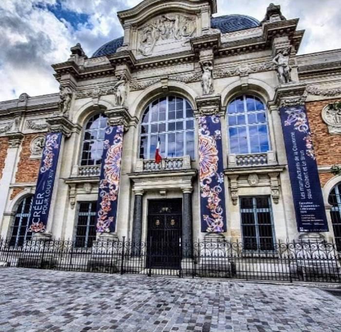Exposition : Créer pour Louis XIV, les manufactures de la Couronne sous Colbert et Le Brun - Galerie des Gobelins 70508012