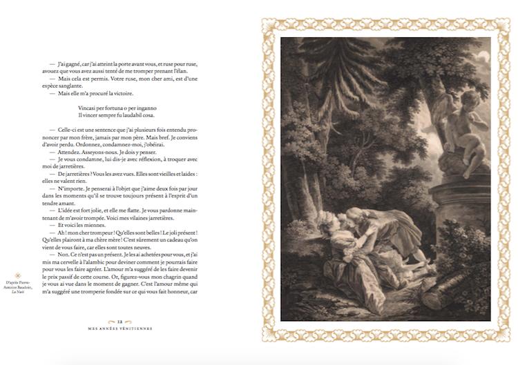 Casanova. Anthologie réunie et présentée par Michel Delon 710