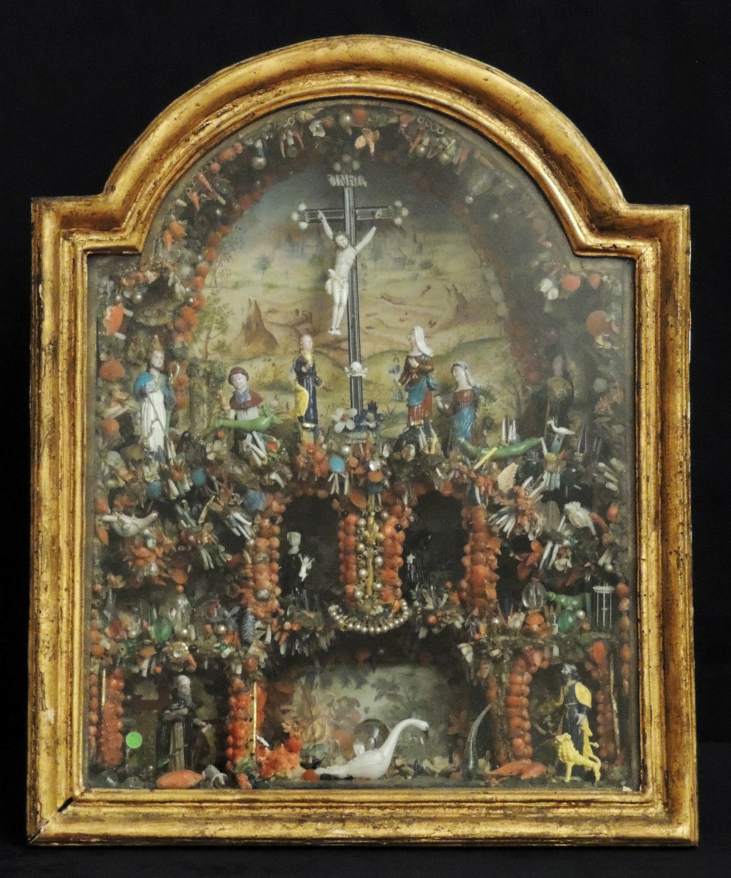 Le verre de Nevers, l'art du travail à la lampe et des verres filés 71343910