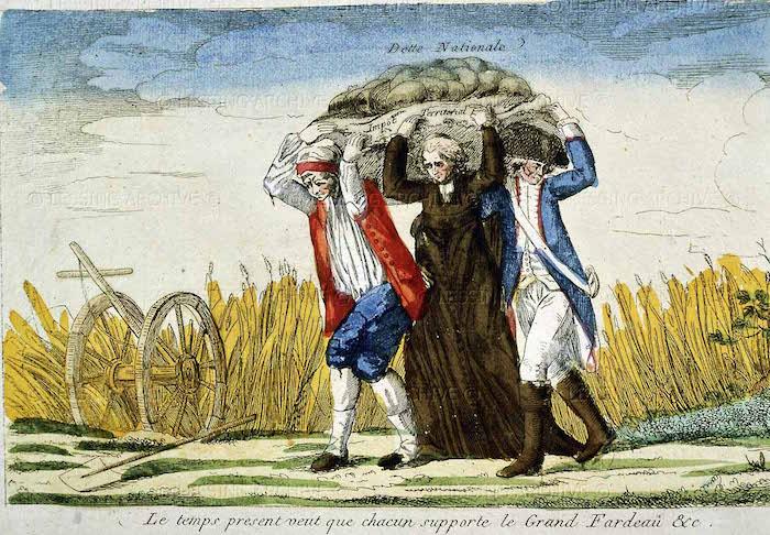La guerre d'Amérique a-t-elle provoqué la dette qui serait la cause directe de la Révolution ? 74245510