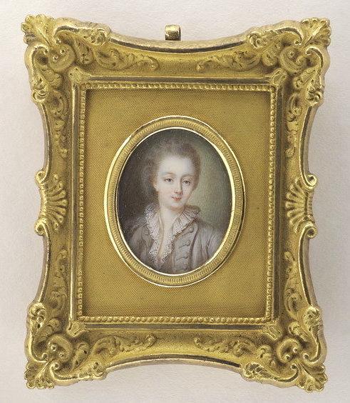 Portraits de Madame du Barry par François-Hubert Drouais - Page 3 76810
