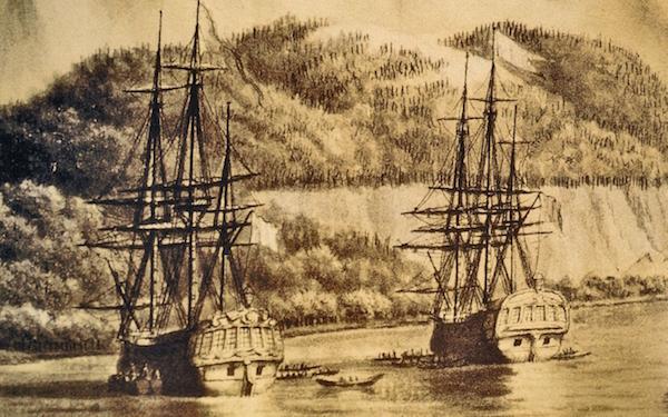 Jean-François de la Pérouse et l'expédition Lapérouse - Page 3 78252610