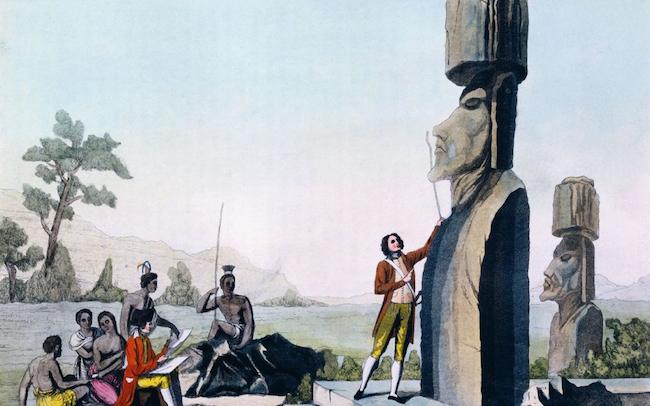 Jean-François de la Pérouse et l'expédition Lapérouse - Page 3 78332310